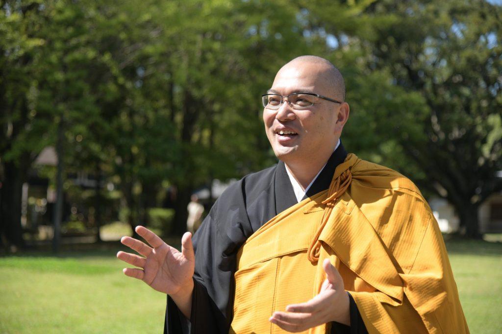 倉島隆行さん(全日本仏教青年会理事長)に聞く - 第20回WFBY世界仏教 ...